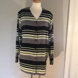 Alfred Dunner multicolored blouse